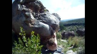 Alicedale South Africa  city photo : Alicedale Bouldering 2012 (1)