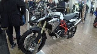 5. BMW F800 GS !! GS TROPHY !! ADVENTURE BIKE !! NEW MODEL 2017 !! WALKAROUND !! AKRAPOVIC HP !!