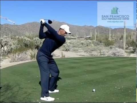Tiger Woods driver Golf swing
