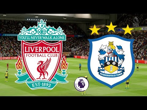 Premier League 2018/19 - Liverpool Vs Huddersfield - 26/04/19 - FIFA 19