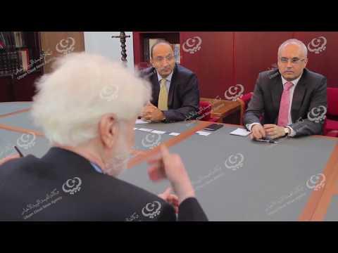 مجلس رجال الأعمال الليبي يلتقي سفير تركيا لدى ليبيا