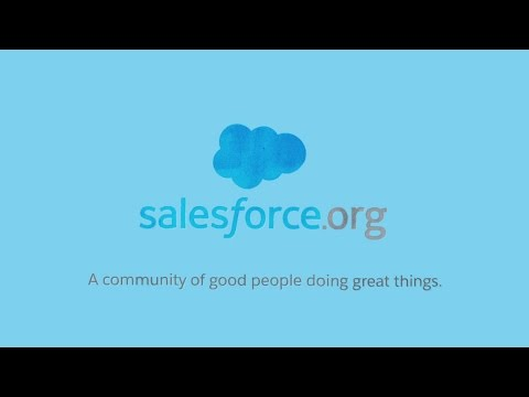 Salesforce.org (Foundation)