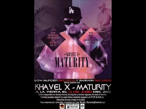 Khavel X – 'Maturity' [Snippet y Tracklist]