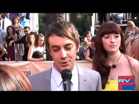 Taccone - Jorma Taccone talking to Angelica @ MTV Movie Awards held at the Gibson Amphitheatre in Universal City, CA on Sunday, May 31, 2009.