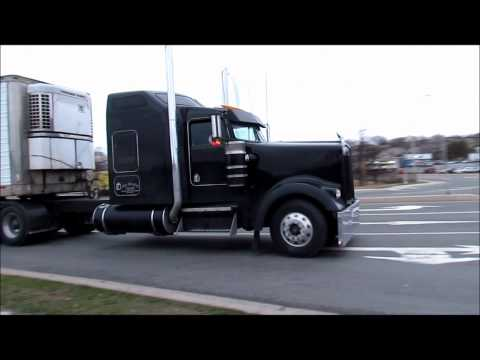 Loud Peterbilt and Kenworth