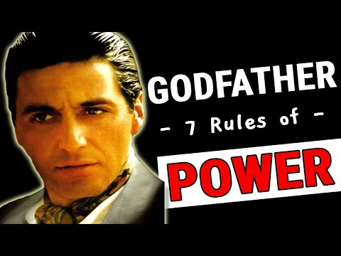 How To Be Dominant Like The Godfather