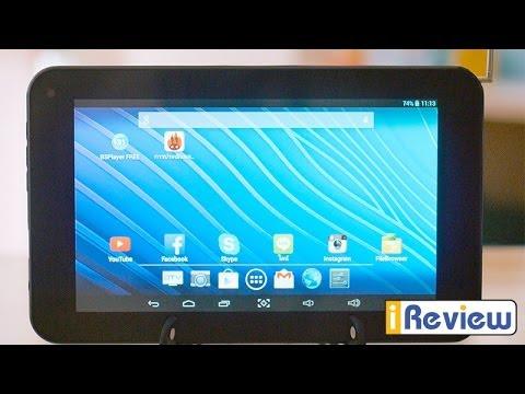 iReview - รีวิว I-Tab DTV จอใหญ่ 7นิ้ว ดูทีวีสบายตา
