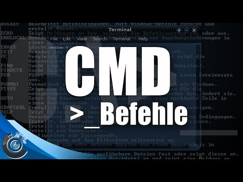 Wichtige CMD-Befehle!