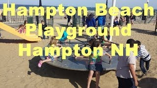 Hampton (NH) United States  city photos gallery : Hampton Beach Playground Ocean Boulevard, Hampton NH New Hampshire