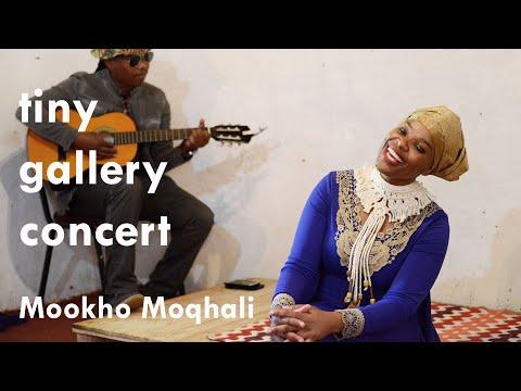 Mookho Moqhali: Morija Arts Centre Tiny Gallery Concert Lesotho