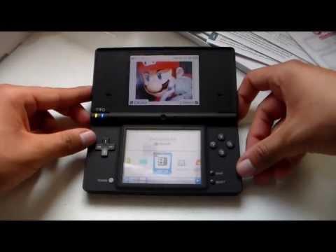 Nintendo DSi - Unboxing en Español