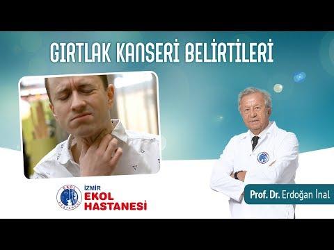 Gırtlak Kanseri Belirtileri - Prof. Dr. Erdoğan İnal - İzmir Ekol Hastanesi