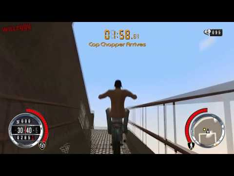 driver parallel lines wii test