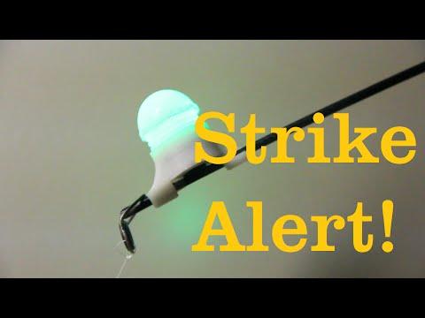 электронный сигнализатор поклевки strike alert
