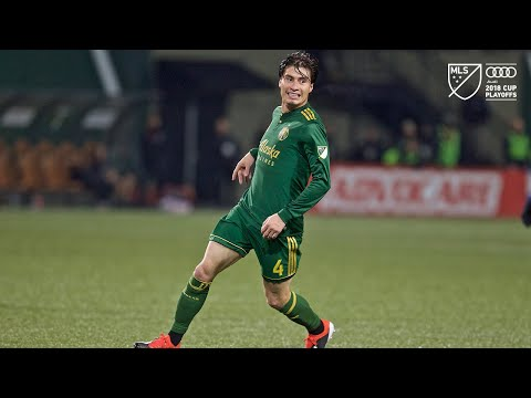 Video: Jorge Villafaña | Timbers 0, Sporting 0 | MLS Cup Playoffs | Nov. 25, 2018
