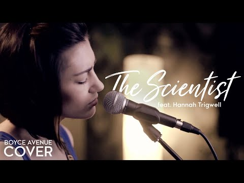 Boyce Avenue - The Scientist lyrics