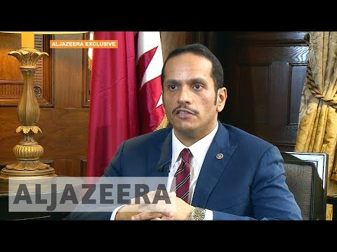 Qatar FM: We focus on humanitarian issues of Gulf crisis