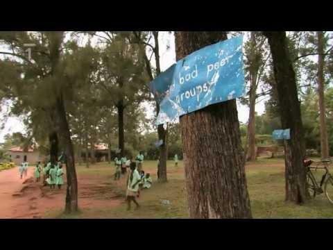 Atlas Světa - Afrika Uganda Buganda je království 52 klanů CZ Dabing
