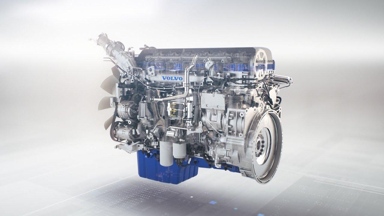 Volvo Trucks - Zo werkt de nieuwe D13TC-motor