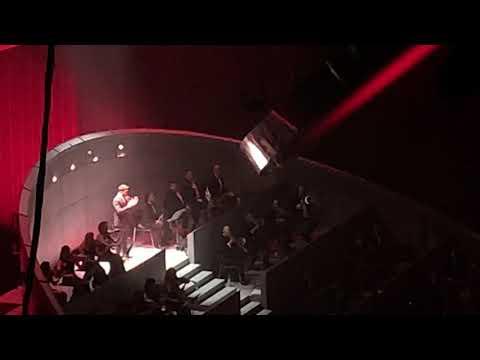 Michael Bublé ~ Feeling Good @ Madison Square Garden 7-24-19