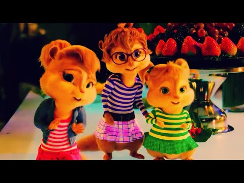 Alvin And The Chipmunks: The Road Chip - Juicy Wiggle -  Dance Scene ▶🎥 [1080p HD--*]