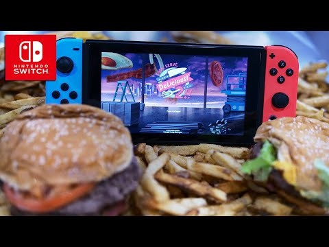 Cook, Serve, Delicious! 2!! | HD Trailer | Upcoming Nintendo Switch | 2019