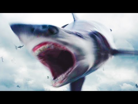 Sharknado 5: Global Swarming Official Trailer 2017 Movie