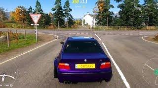 Forza Horizon 4 - BMW M3 1997 (Rocket Bunny Bodykit) - Open World Free Roam Gameplay HD