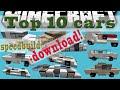 Minecraft Top 10 Cars