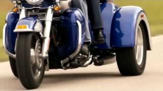 1. 2010 Harley-Davidson Street Glide & Tri Glide Trike