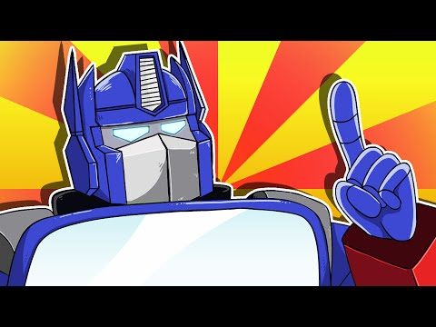 YO MAMA SO UGLY! Transformers