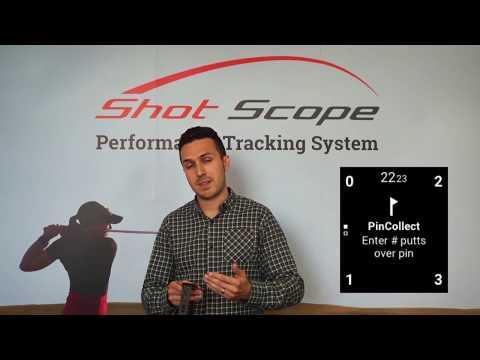 Shot Scope V2 Golf Watch explained