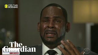 R Kelly denies sexual abuse in first interview since criminal charges