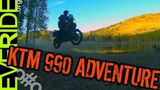 1. The KTM 990 Adventure Mini Review: BEEFY BEASTY LADIES! o#o