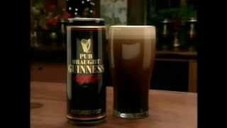 Watch A Glass of Guinness Go Ruby Black—Time Lapse