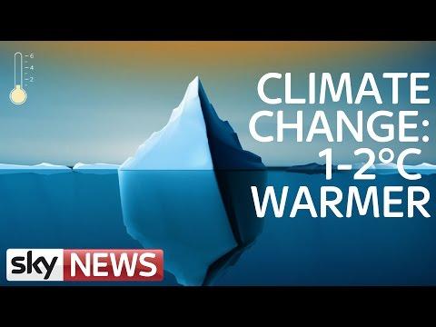 Sẽ thế nào nếu Trái đất ấm lên 2 độ C