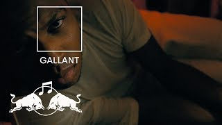 Gallant Bourbon music videos 2016