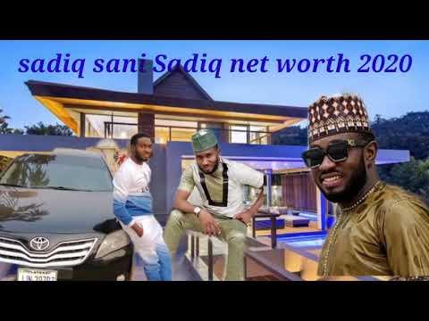 Daraja da yawan kudin Sadiq sani Sadiq 2020(sadiq sani Sadiq net worths 2020)