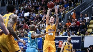 Match review VTB United league — 1/4 final: «Khimki» — «Astana» (2-nd match)