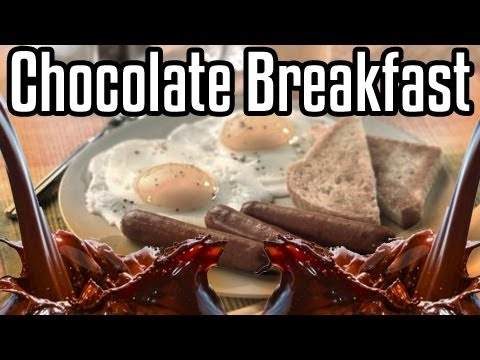 Chocolate Breakfast – Epic Meal Time