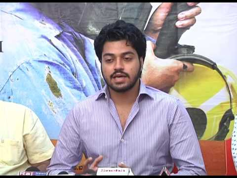 GULF MOVIE PressMeet VIDEO