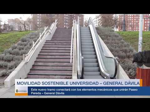 Movilidad sostenible - Universidad / General Dávila