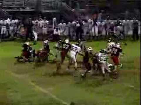 Matt Patchan High School Highlights video.