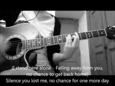 Seize the Day – Avenged Sevenfold (Acoustic Guitar Cover with Chords and Lyrics)