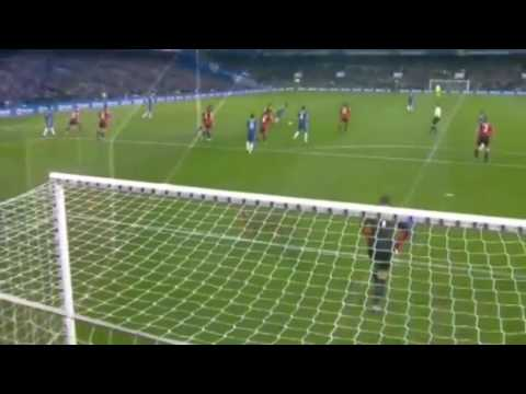 Chelsea 3 - 0 AFC Bournemouth 12/2016. All goal
