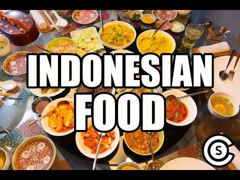 INDONESIAN FOOD!