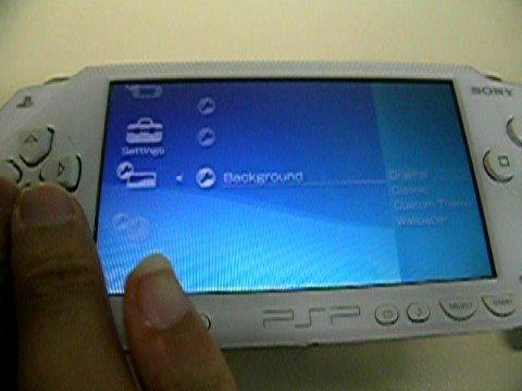 PSP 5.00 New Wave