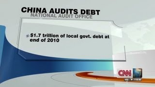 China audits its own debt