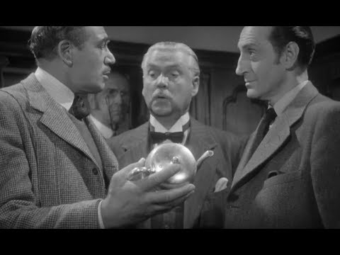 Sherlock Holmes Terror By Night 1946 [720p]   Basil Rathbone, Nigel Bruce, Alan Mowbray