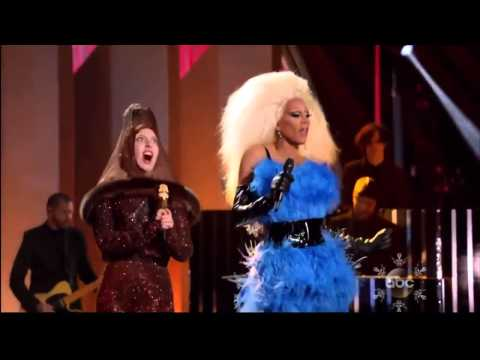 "Lady Gaga - Fashion! (feat. RuPaul) (Live at ""Lady Gaga & the Muppets' Holiday Spectacular"""